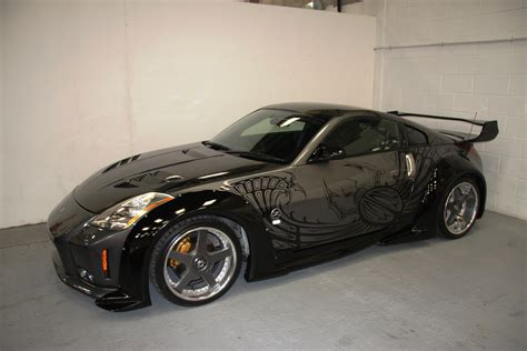 nissan drift cars dk s nissan 350z from tokyo drift for sale at 163 149 995