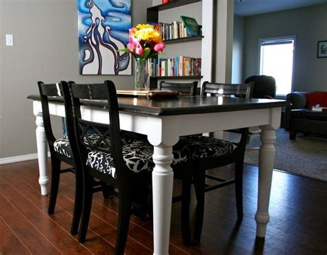 how to refinish oak table refinished top black oak table and chairs how to refinish