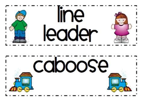 Line Leader Clip
