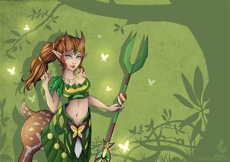 dota 2 enchantress wallpaper dota2 enchantress by wilvarin liadon on deviantart