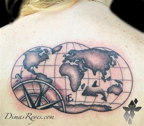 atlas tattoo supply black and grey atlas compass by dimas reyes