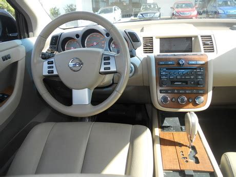 interior trim replacement nissan murano forum