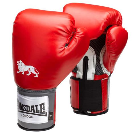 Lonsdale Pro Training Boxing Gloves 10 12 14 16 Boxing Boxing Gloves