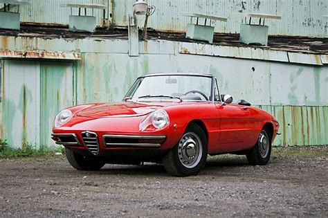 1969 Alfa Romeo Spider For Sale by 1969 Alfa Romeo Spider For Sale Tracy California