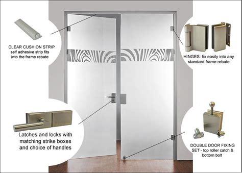 How To Fix Glass Door Doors In Glass Doors