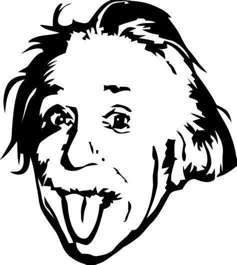 albert einstein cartoon pictures cliparts co