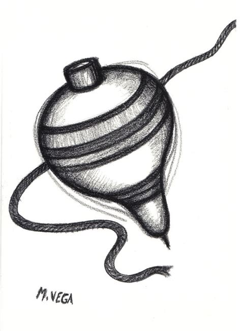 imagenes de niños jugando trompo para colorear dibujos para trompo imagui
