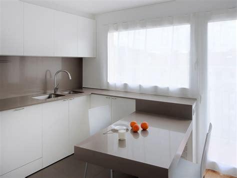 fotos de cocinas minimalistas decoraci 243 n cocinas minimalistas espaciodeco