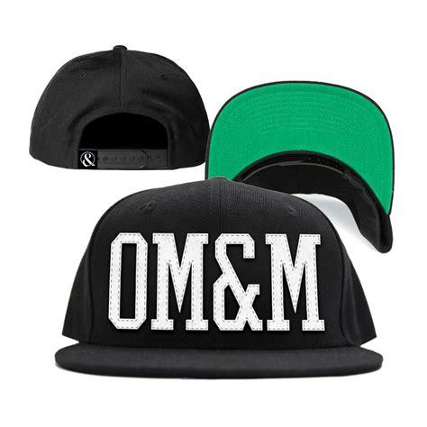 Topi Snapback Logo Avengen Sevenfol om m logo snapback hat shop the bravado superstore official store