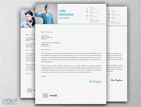 Flight Attendant Resume Template by Flight Attendant Resume Template Modern Cv Upcvup