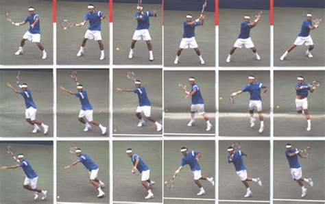 semi western forehand swing develop a professional tennis forehand swing and proper