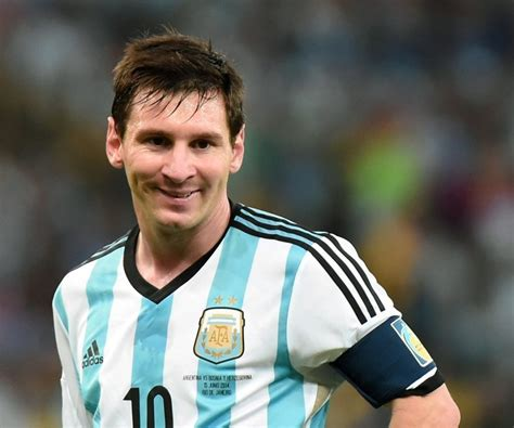 lionel messi biography education pictures of richest slowpoke in the world