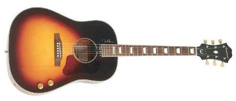 Epiphone John Lennon J-160E - Long & McQuade Musical ... J 160e Epiphone