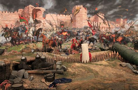 ottomans conquered constantinople april 30 2015 the wolff chronicles