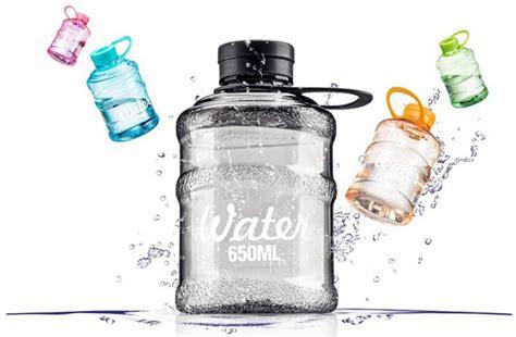 botol air minum galon mini lebih hemat dan bebaskan bumi
