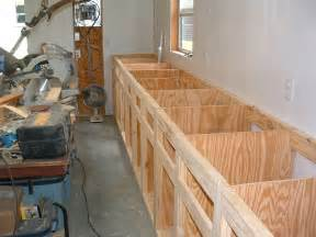 How To Make Kitchen Cabinet Doors From Plywood Lonestar Needleworks Shop Cabinet Progress