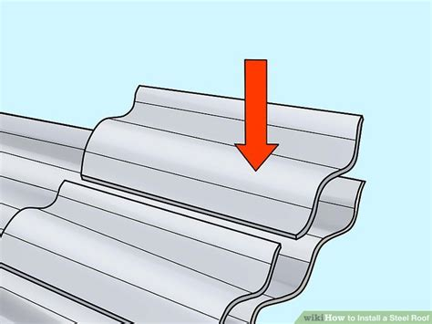 how to install a steel roof 10 steps with pictures