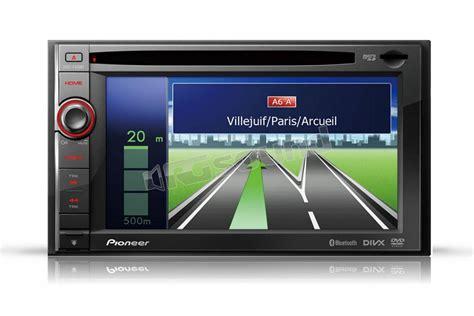 pioneer avic fbt monitor auto    din car