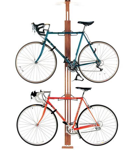 Bike Ceiling by Floor To Ceiling Bike Storage Rack In Bike Stands
