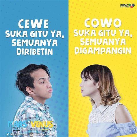 Film Bioskop Indonesia Mars Dan Venus | film mars met venus siapa yang salah laki laki atau