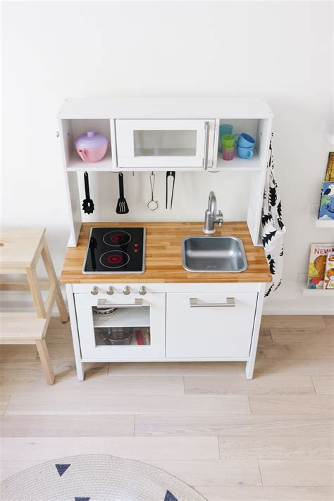 diy ikea play kitchen hack kitchen hacks cabinets and ikea hack a scandinavian inspired play kitchen happy