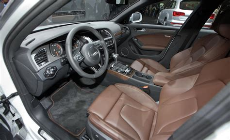 Audi A4 Allroad Interior by Car And Driver