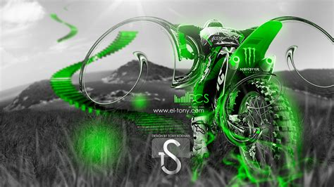 monster energy motocross monster energy motocross biker fantasy 2013 el tony