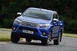 Toyota Hilux New Toyota Hilux Up 2016 Review Pictures Auto Express