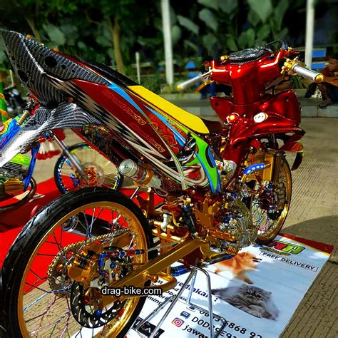 Gambar Motor Jupiter by Gambar Modifikasi Yamaha Jupiter Mx Foto Modifikasi Yamaha
