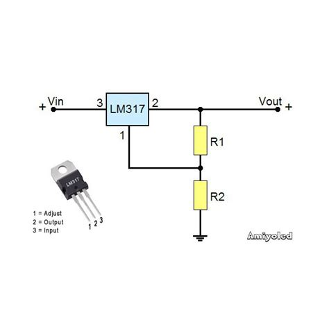 Lm317t 12 37v To 221 regulador tensi 243 n lm317t 1 2v a 37v 1 5a voltage
