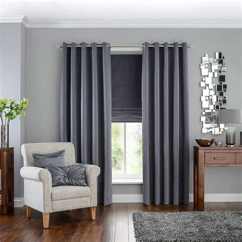 Grey Blackout Curtains 25 Best Ideas About Grey Blackout Curtains On Pinterest Grey Home Curtains Grey Apartment