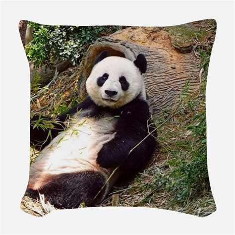 panda pillows panda throw pillows decorative pillows
