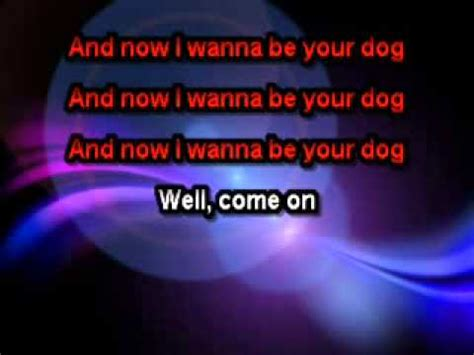 the stooges i wanna be your the stooges i wanna be your karaoke