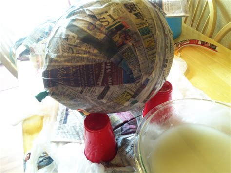 How To Make Paper Mache Out Of Flour - how to make paper mache out of flour 28 images one on
