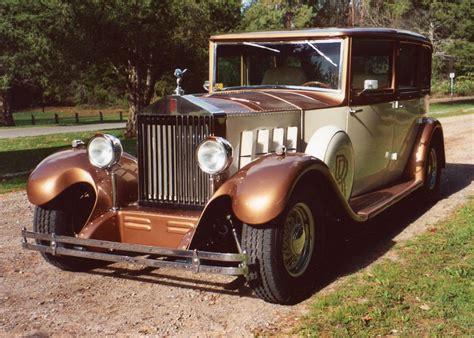 roll royce rod 1931 rolls royce 4 door street rod 61918