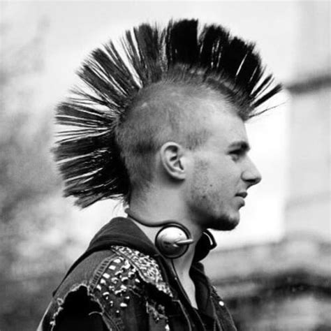 how to do punk 50 punk hairstyles for guys men hairstyles world