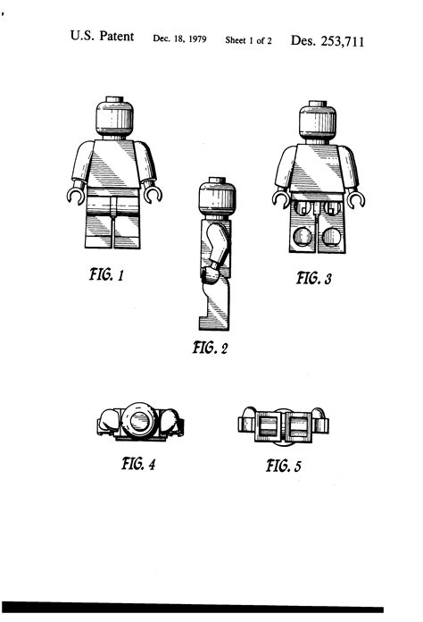 Patent USD253711 - Toy figure - Google Patents