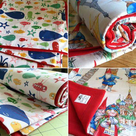 Easy To Make Baby Quilts by Easy Baby Blankets Quilting In The