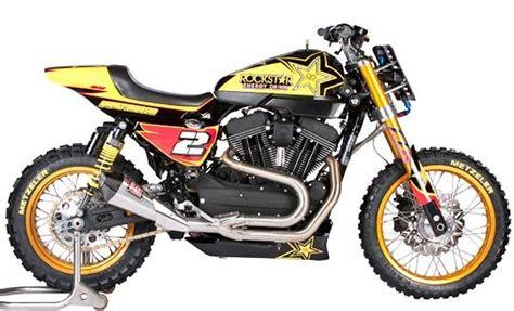 Auspuff Motorrad Sonderanfertigung by Rockstar Harley Xr 1200 Biker Motorrad
