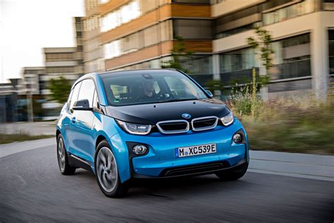 bmw i3 initial take 2017 bmw i3 with 33 kwh battery test