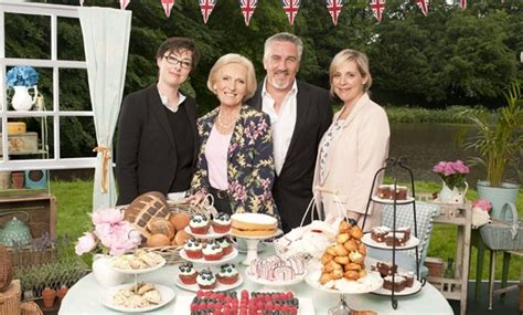 libro great british bake off the great british bake off hosts leave popular uk series canceled tv shows tv series finale