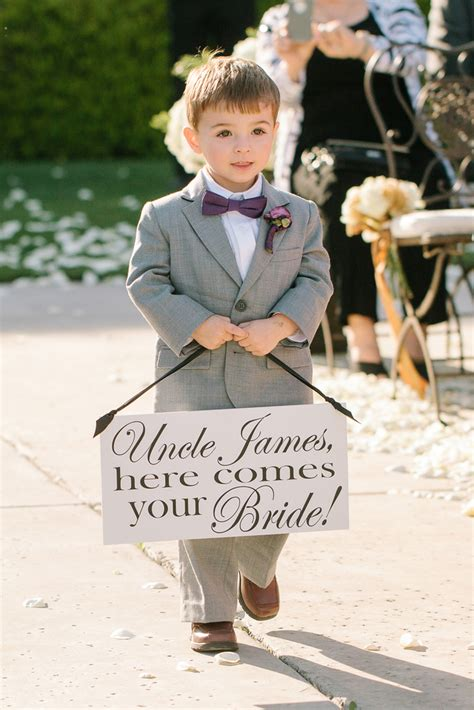 14 adorably stylish ring bearer that are tough