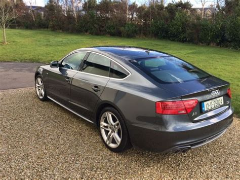 manual cars for sale 2012 audi a5 transmission control used audi a5 a5 2012 diesel 2 0 grey for sale in wexford