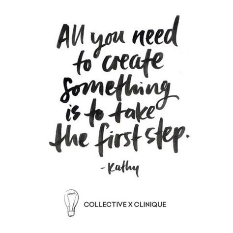 self comfort quotes start with the first step the red fairy project