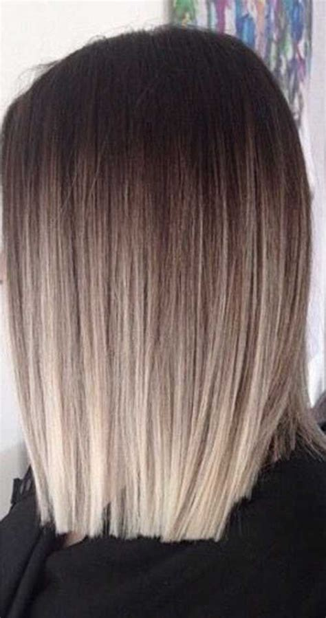 how to do ash ombre highlight on short hair best 25 ombre short hair ideas on pinterest