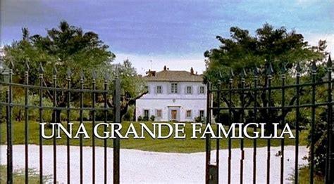 casa famiglia fiction anticipazioni una grande famiglia 2 quarta puntata in