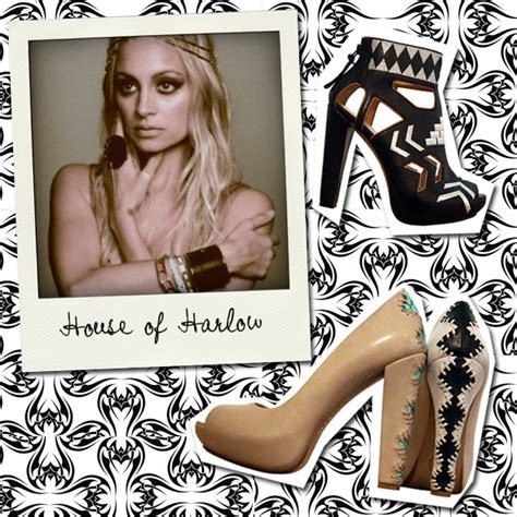 look house of harlow shoes chic intuition
