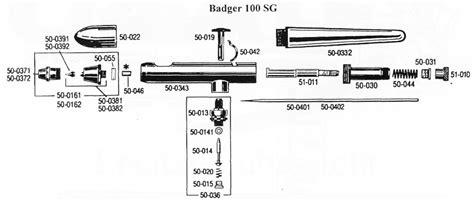 Sparepart Fu150 badger spare parts