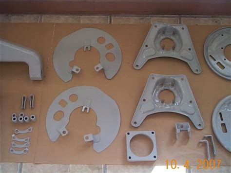 Handmade Photo Frames Procedure - frame parts coating