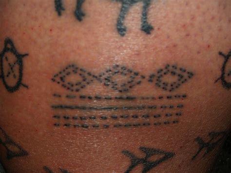creek indian tribal tattoos indigenous tattooing nlaka pamux thompson tattoos